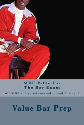 Mbe Bible for the Bar Exam