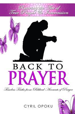 Back to Prayer