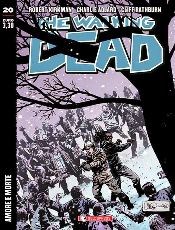 The Walking Dead n. 20