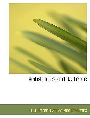 British India and its Trade