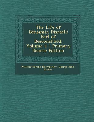 The Life of Benjamin Disraeli