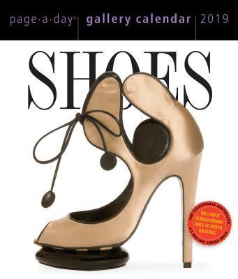 Shoes Gallery 2019 Calendar