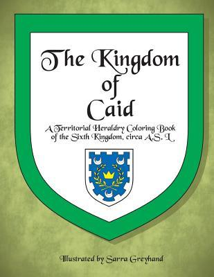 The Kingdom of Caid Coloring Book