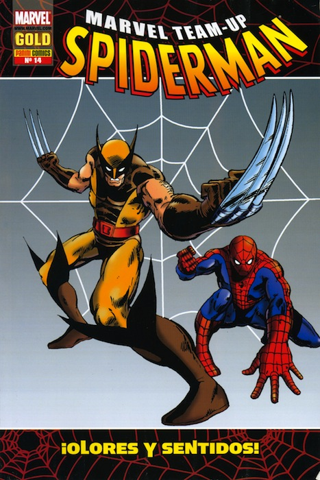 Marvel Team-Up Spide...