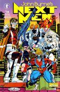 John Byrne's Next Men Vol.1 #16