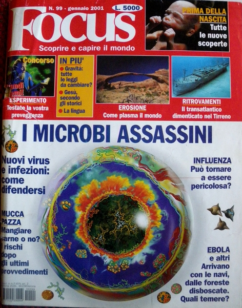 Focus n. 99 (gennaio 2001)