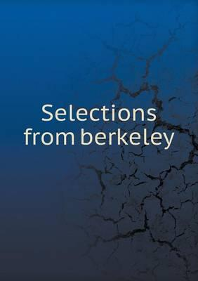 Selections from Berk...