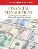 Core concepts of financial management