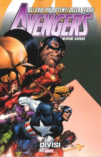 Avengers - Serie Oro vol. 5