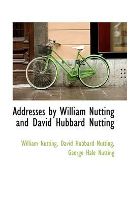 Addresses by William...