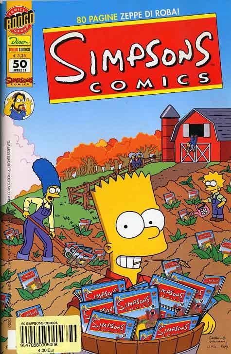 Simpsons Comics n. 5...