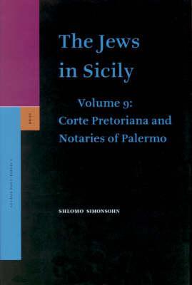 The Jews in Sicily