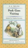Pooh Goes Visiting (Puffin Easy-To-Read