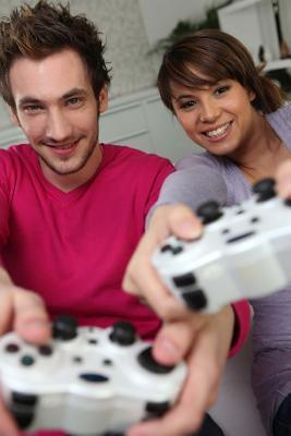 Gamer Couple Journal