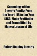 Genealogy of the Cav...