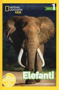 Elefanti. Livello 1. Ediz. a colori