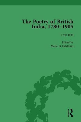 The Poetry of British India, 1780–1905 Vol 1