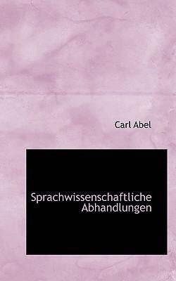 Sprachwissenschaftliche Abhandlungen