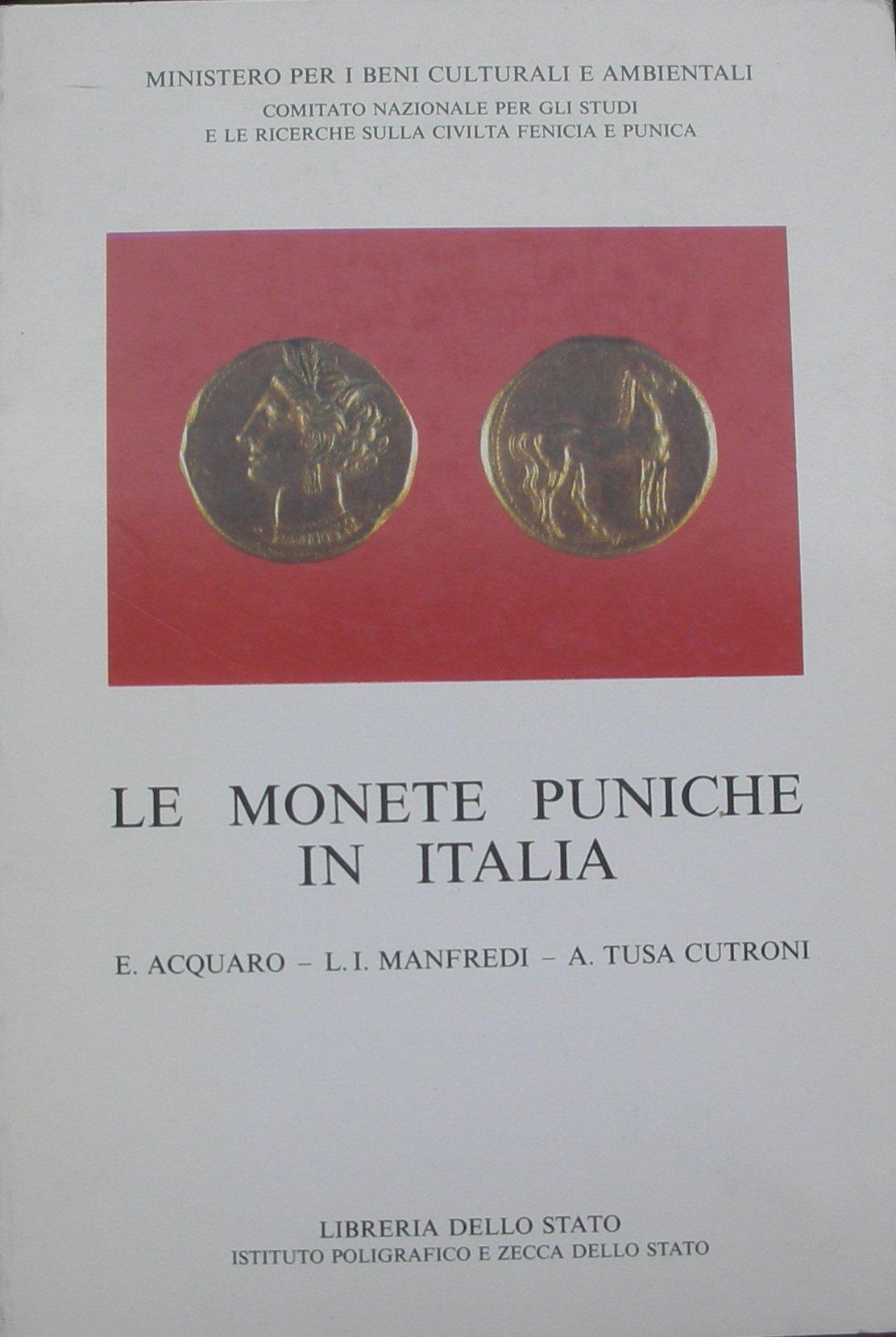 Le monete puniche in Italia