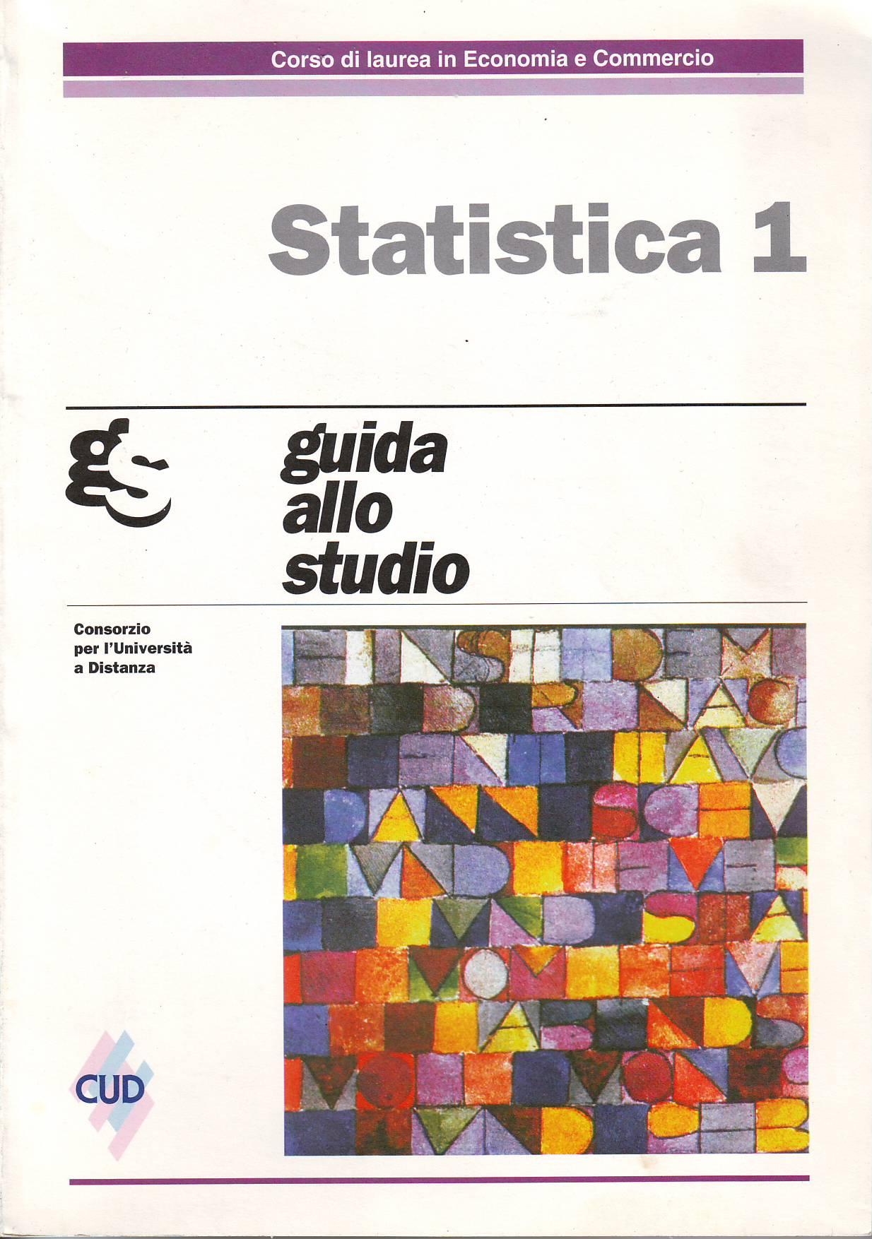 Statistica 1