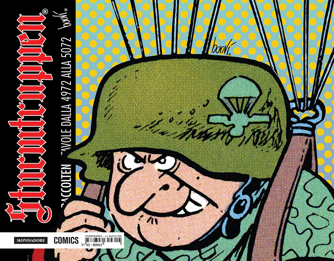 Sturmtruppen - La Raccolten vol. 31
