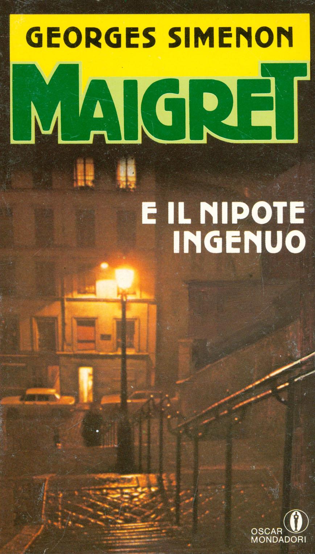 Maigret e il nipote ...