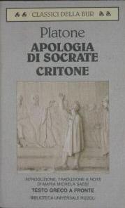 Apologia di Socrate;...