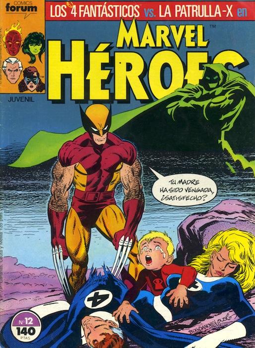 Marvel Héroes #12 (...