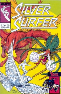 Silver Surfer n. 8 (...