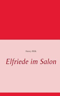 Elfriede im Salon