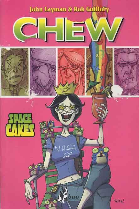Chew vol. 6