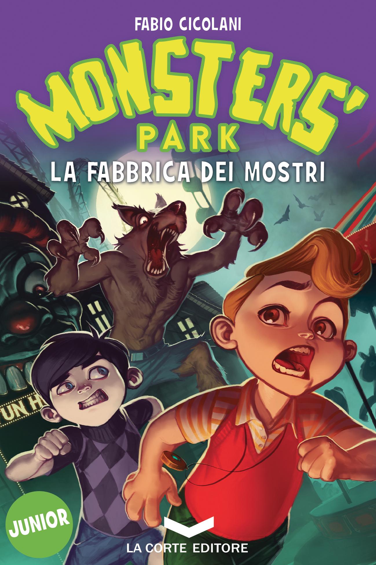 Monsters' park - La fabbrica dei mostri