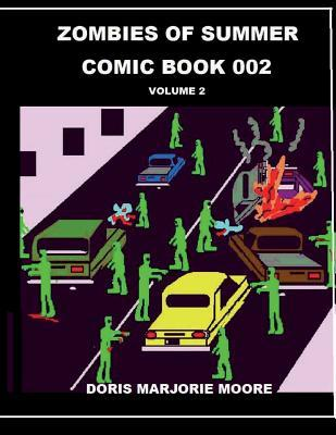 Zombies of Summer - Comic Book 002