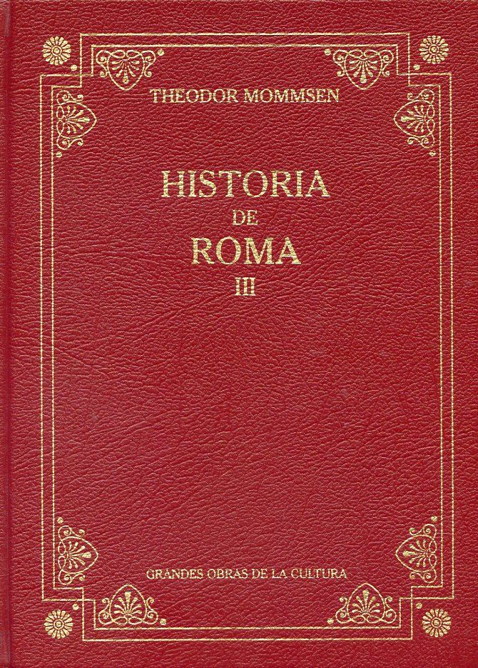 Historia de Roma III