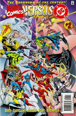 DC versus Marvel #2