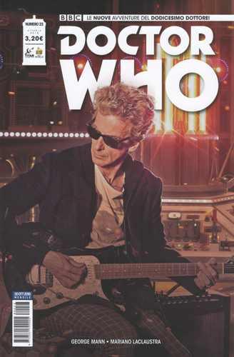 Doctor Who n. 23