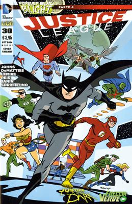 Justice League n. 30 - Variant