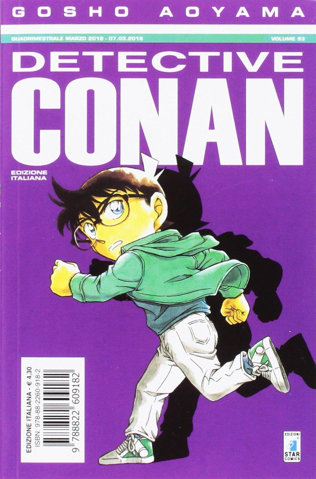 Detective Conan Vol. 93