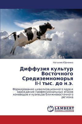 Diffuziya kul'tur  Vostochnogo Sredizemnomor'ya  II-I tys. do n.e.