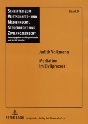 Mediation im Zivilprozess