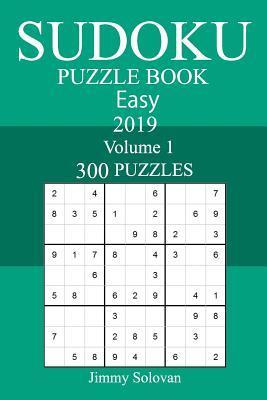 300 Easy Sudoku Puzz...