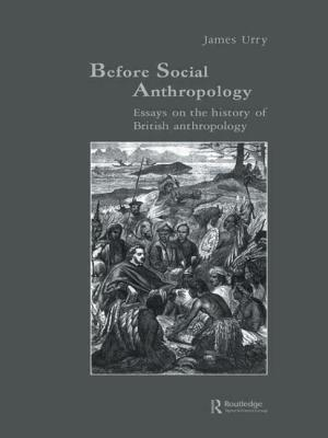 Before Social Anthropology