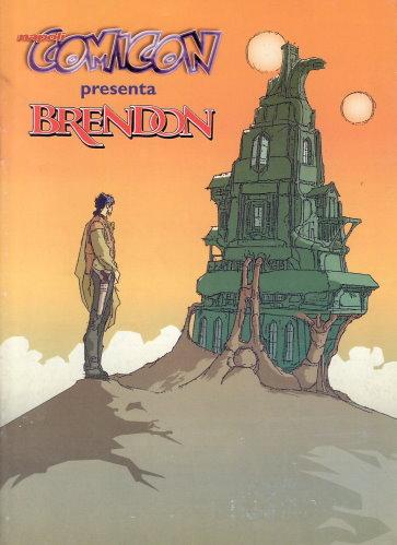 Napoli Comicon presenta Brendon