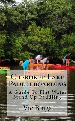 Cherokee Lake Paddleboarding