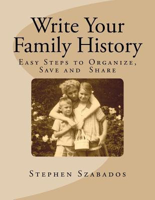Write Your Family History