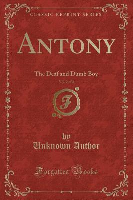 Antony, Vol. 2 of 2
