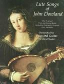 Lute Songs of John Dowland