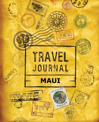 Travel Journal Maui
