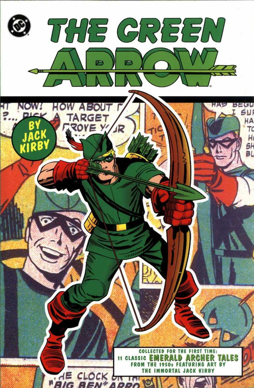 The Green Arrow by Jack Kirby