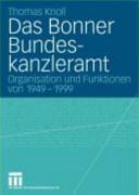 Das Bonner Bundeskanzleramt